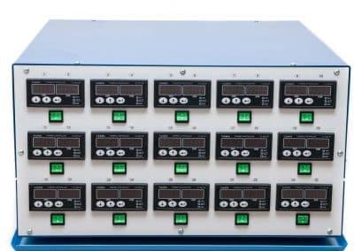 Системи за управление на горещоканални леякови матрици Конвенционални Touch Panel