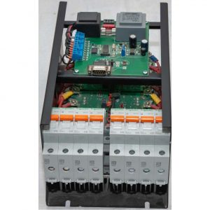 Power controllers for hot foil machines